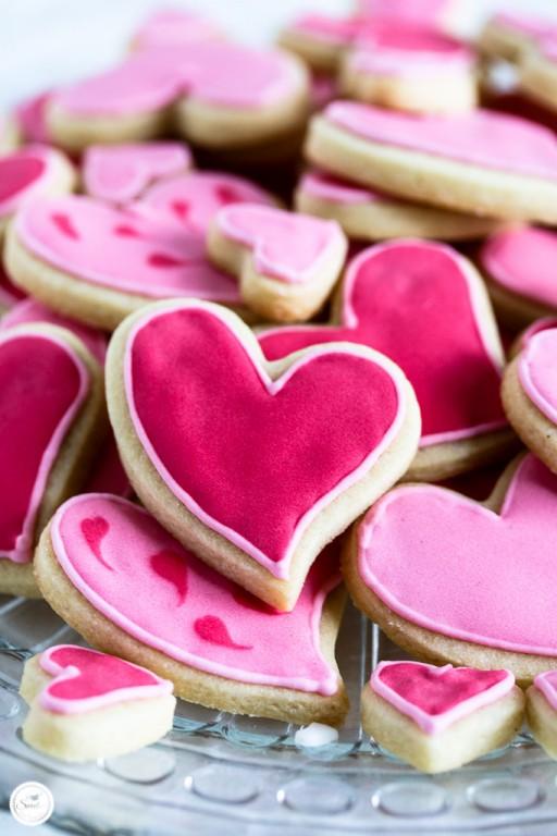 Herzchen Kekse_Bild 1