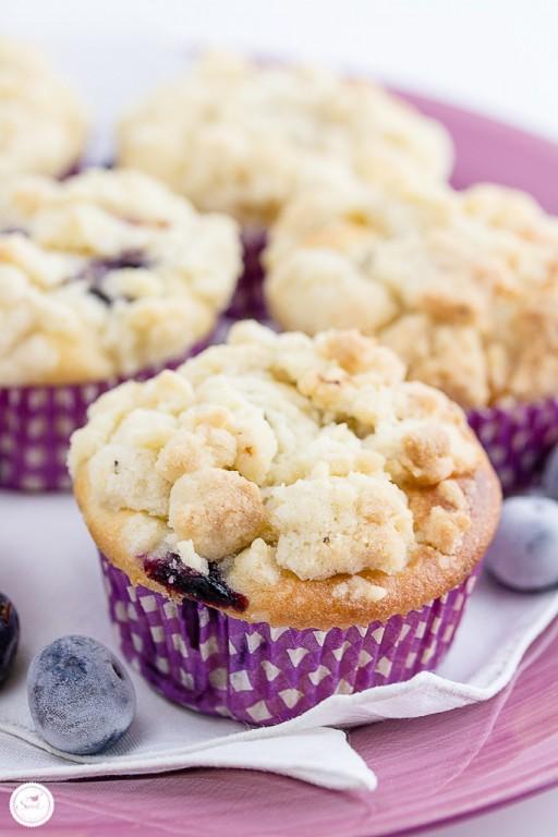 Heidelbeer Joghurt Muffins mit Zitronenstreuseln_Bild 13