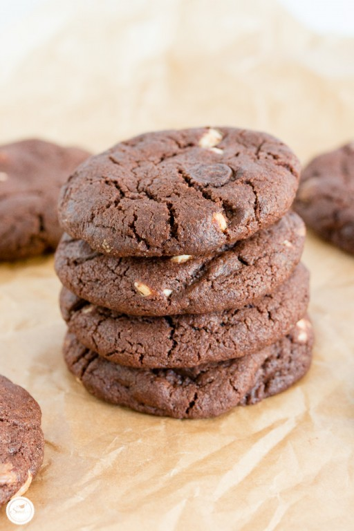 Triple Chocolate Chip Cookies_Bild 03