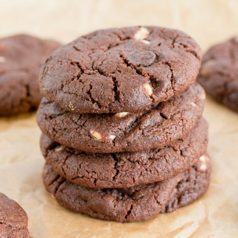 Triple Chocolate Chip Cookies_Bild 03