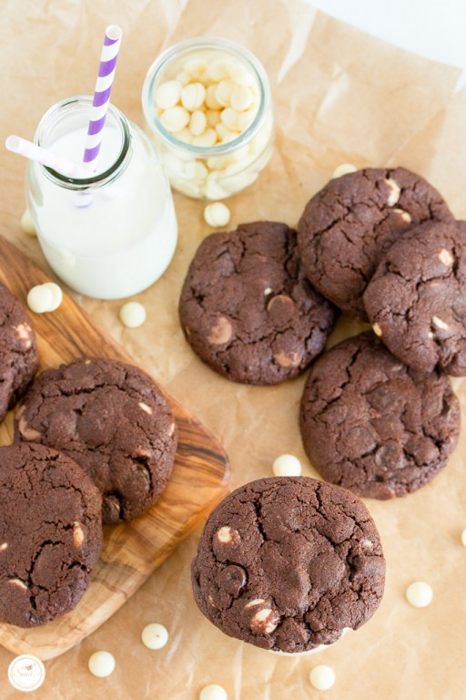 Triple Chocolate Chip Cookies_Bild 08